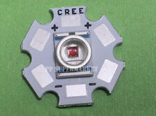 5pcs Cree XRE Q5 1-3W Red 620-625nm Light LED Emitter Chip with 20mm PCB star