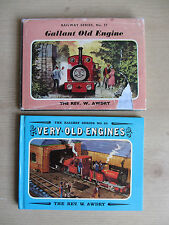 Rev. W. Awdry, 4 Railway Series titles, 3 first eds., one dupl. signed reprint