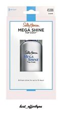 SALLY HANSEN MEGA SHINE EXTENDED WEAR TOP COAT - Z3460