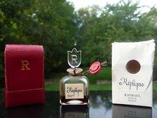 Flacon Miniature - REPLIQUE de RAPAHEL - Vide - Pochette et Boîte - Perfume Mini