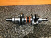 skidoo formula mxz zx chasis  800 crank shaft     #9291915