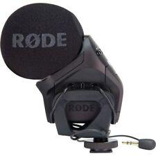RODE STEREO VIDEOMIC PRO Microfono Stereo Per Videocamere NEW 10 Anni Garanzia