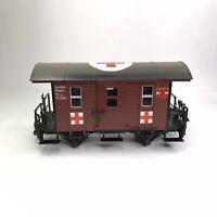 LGB By Lehman 41390 Ambulance (Sanitats-wagen) - Great Condition - No Box