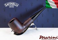 Pfeife pipes pipe Capitol Bruyere by Savinelli radica liscia billiard 101 KS 3mm