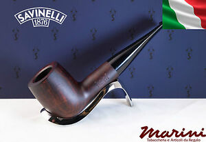 Pfeife pipes pipe Capitol Bruyere by Savinelli radica liscia billiard 101 KS 3mm
