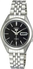 Seiko 5 Automatic Snkl23J1 Black Dial Stainless Steel Men's Watch