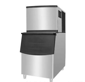 SN-500P Air-Cooled Blizzard Ice Maker Average output/24h: 225kg