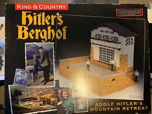 WWII Germany, Berghof Hitlers home Bavarian Alps Berchtesgaden by King & Country