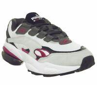 Puma Cell Venom Trainers Puma White Fuschia Purple Trainers Shoes