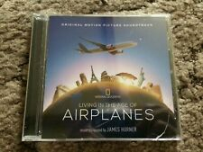 LIVING IN THE AGE OF AIRPLANES James Horner LIMITED INTRADA CD RELEASE SEALED