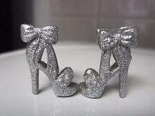 Barbie Doll Clothes/Shoes *Mattel Designed Sparkle High Heels *New* #D519