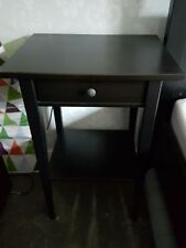 IKEA Solid Wood Bedside Tables & Cabinets