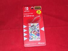 Nintendo Switch private card pocket mini super mario party