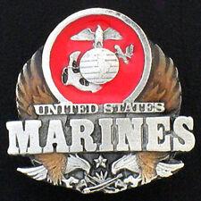 U.S. Marine Corps Metal Lapel Pin (Collectible) USMC Military