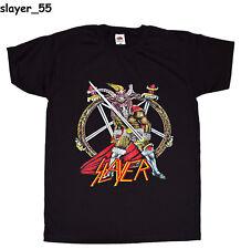 SLAYER  T-shirt Printed