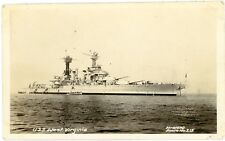 WW2 USS West Virginia BB-48 Colorado Class Battleship Photo Approx 1937 COPY