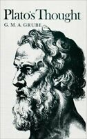 Plato's Thought by G. M. Grube (1980, Hardcover, Reprint)