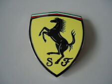 Org FERRARI 458 Keramik Scuderia Emblem Logo Kotflügel Fender Badge 82746100