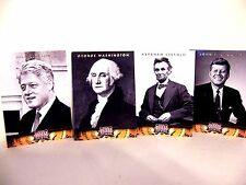 2012 Complete Presidents Set Panini Americana Heroes Legends 44 Cards  FREE SHIP
