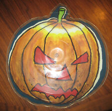 """Pumpkin Shaped HELLOWEEN 10"""" PICTURE DISC Record 1987 Promo Keeper of the Seven"""