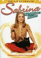 SABRINA THE TEENAGE WITCH The First Season (1996, 4 DVDs) Melissa Joan Hart