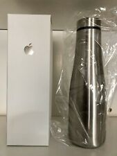 New Boxed Apple Exclusive Stainless Steel Water Bottle