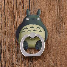 My Neighbor Totoro Adhésif 360° Rotation Doigt-Bague Téléphone Universel Holder