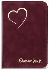 Stammbuch der Familie -Aljar- bordeaux, Familienstammbuch, Stammbücher, Hochzeit