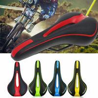 MTB Comfort Saddle Bike Road Mountain Bicycle Cycling Seat Soft Cushion Pad USA