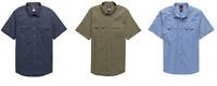 Gerry Men's Short Sleeve Woven Quick Dry Shirt - Variety