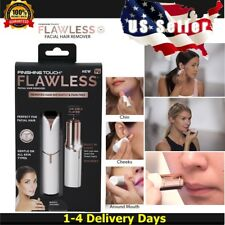 ❤️ New in Box! Finishing Touch Flawless Women's Painless Facial Hair Remover