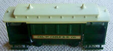"Vintage Avon ""Cable Car"" Decanter. Wild Country Aftershave. (1548)."