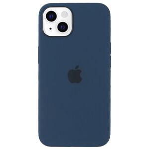 For iPhone 13 Pro Max,Pro,Mini Case Liquid Silicone Shockproof Slim Phone Cover