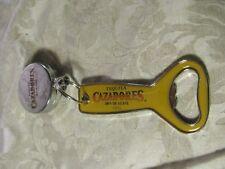 Cazadores Tequila Metal Bottle Opener Belt Clip Retractable MIB