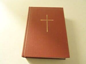 The Book of Common Prayer Episcopal Church 1979 hardcover