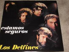 LOS DELFINES - ESTAMOS SEGUROS - PSYCH - NEW LP RECORD