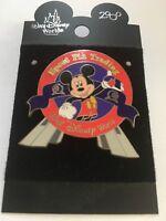 WDW DISNEY EPCOT PIN TRADING SPACESHIP EARTH MICKEY YEAR 2000 PIN NEW ON CARD