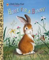Home for a Bunny (Little Golden Book) by Margaret Wise Brown