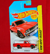 Datsun Red Diecast Racing Cars
