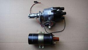 Powerspark Electronic Distributor 45D6 and coil Jaguar XJ6