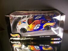 Rare Mark Martin #6 Valvoline Hot Wheels L.A. Street Race 1998 Ford Taurus 1:24
