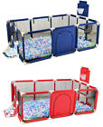Portable Baby Playpen Kids Safety Fence Activity Play Center Play Yard Play Pen