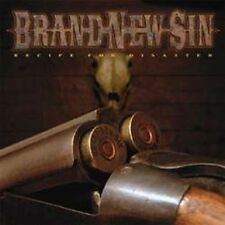 BRAND NEW SIN - Recipe For Disaster - CD - Neu - Southern Metal-Rock