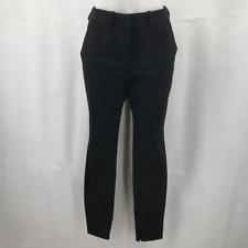 Victoria Beckham Black Skinny Leg Pants 8