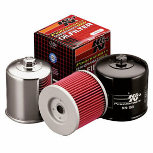 K&N Performance OE Replacement Oil Filter - PS-7004