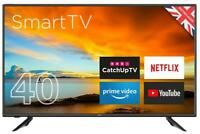 "40"" Full HD Smart LED TV with Freeview HD - CELLO - C40RTS"