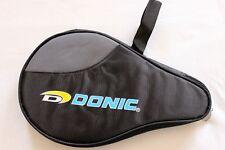 Donic Table tennis bat case, holds 1 bat and 3 balls, Melbourne