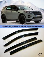 For Land rover discovery sport, Windows Visors Deflector Sun Rain Guard Vent