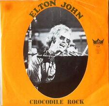 Scarce Elton John Crocodile Rock & Elderberry Wine - Belgian Press VG+