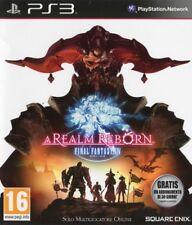 Final Fantasy XIV:A Realm Reborn PS3 - versione italiana